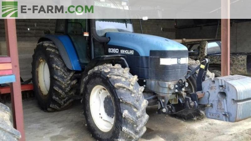 New Holland 8360 Ranch C