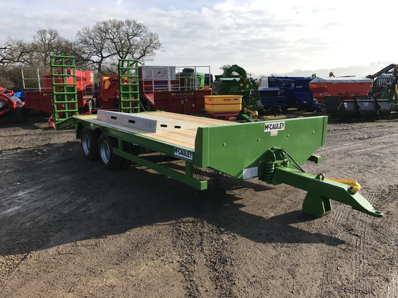 McCauley 18T low loader