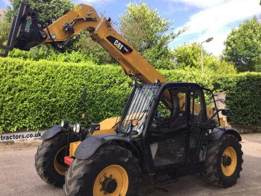 Caterpillar TH407 AG-PLUS