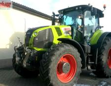 Claas SCHLEPPER / Traktor Axion 850 CMATIC