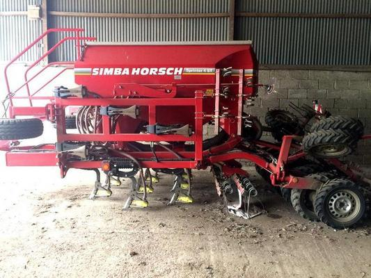 Horsch 2009  4ST 4M SEED DRILL ***NOW SOLD***