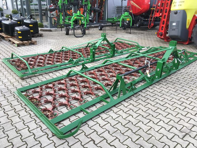 Düvelsdorf used düvelsdorf grass harrow for sale classified fwi co uk