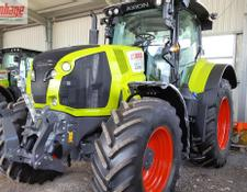 Claas SCHLEPPER / Traktor Axion 830 CEBIS
