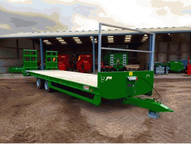 JPM 28ft 19 Tonne Low Loader