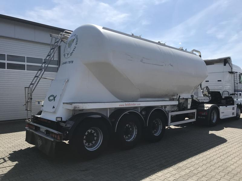 Feldbinder Gülle-Transport-Silo Interne Nr. 32974