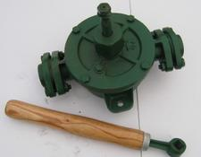 Hand operated fuel transfer pump Double acting semi-rotary hand pumps for diesel
