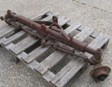 Nuffield M4/DM4 Universal front axle, early style