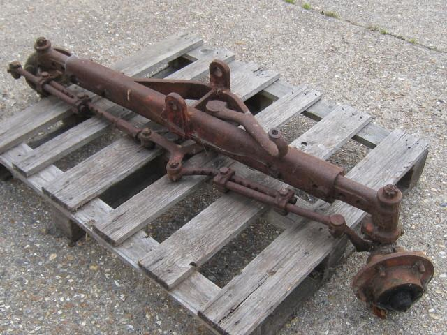 Nuffield Nuffield M4/DM4 Universal front axle, early style