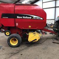 Used New Holland Balers for sale - classified fwi co uk
