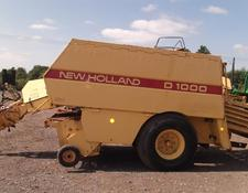 New Holland D1000 baler