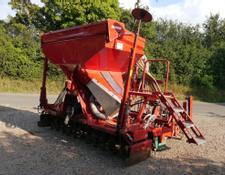 Kverneland i-Pro Power Harrow Drill Combination