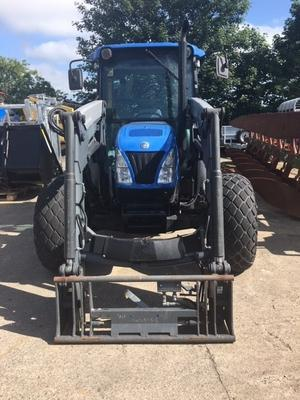 New Holland  TN60DA 4WD TRACTOR