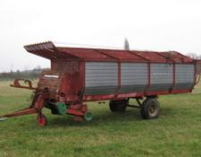 Fella  Ladewagen Senior K34