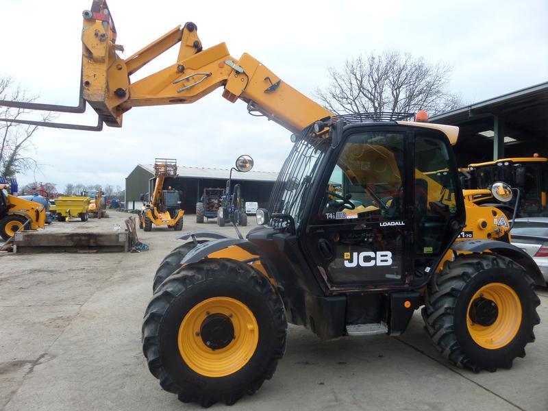 JCB 531 70 LOADALL