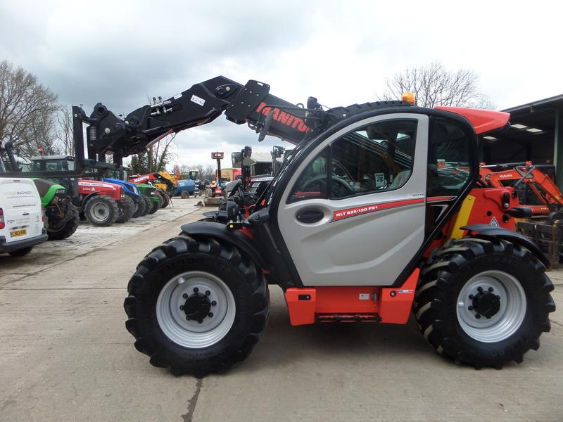 Manitou MLT 635 130 PS+ ELITE