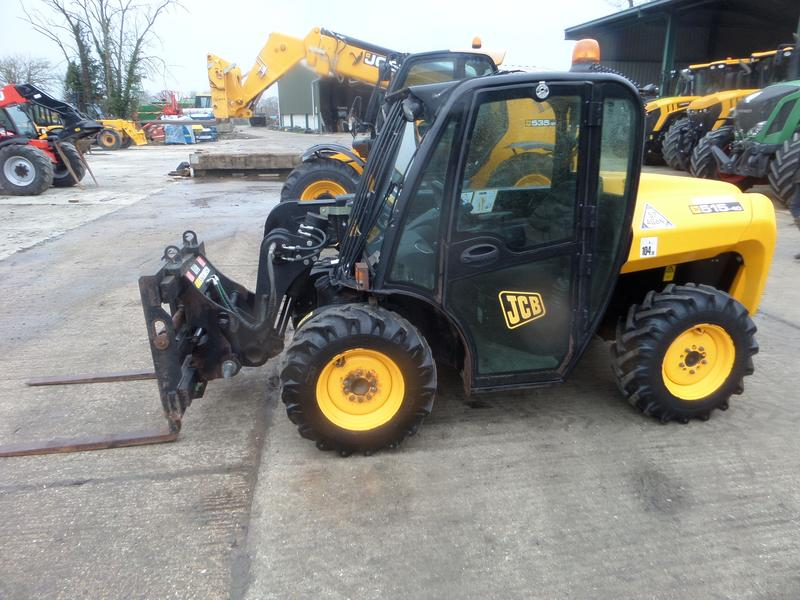 JCB 515-40 LOADALL