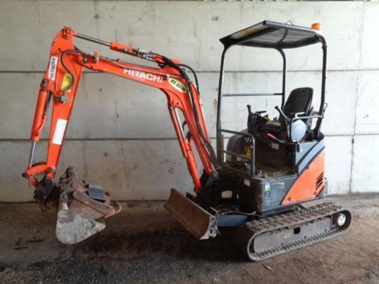 Other Used Hitachi Zaxis 1.5 Tonne Excavator