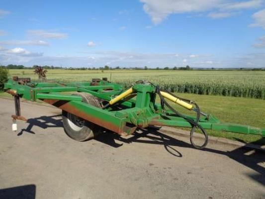 Other Used Twin Leg Mole Plough