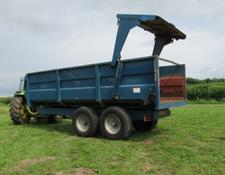 AS MARSTON FF12 12 Ton Grain Trailer