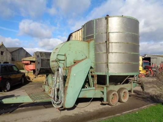 Other Used Mecmar 20 tonne Drier