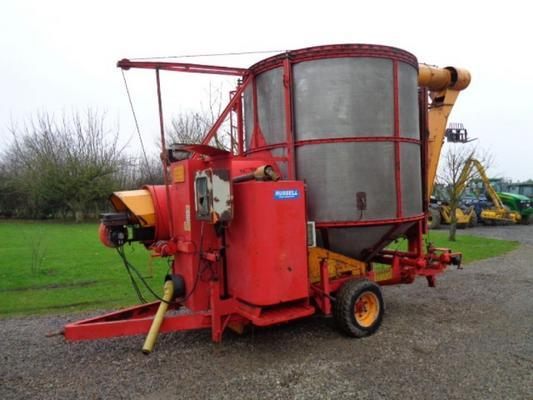 A.B.S. Used Master Super 120M Drier