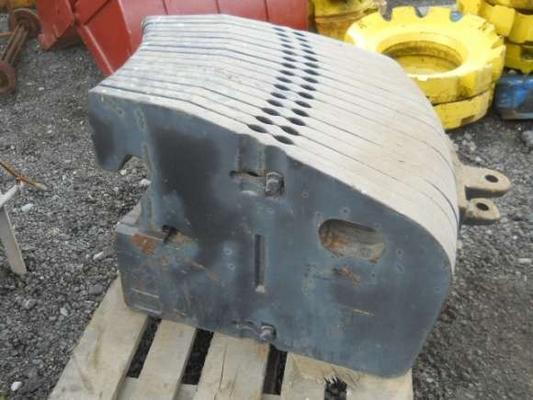 New Holland Used New Holland Tractor Weights