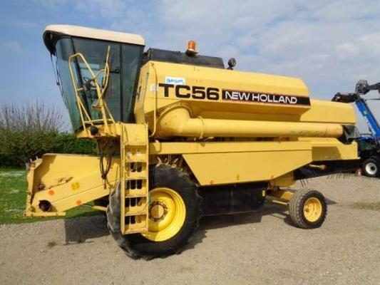 New Holland Used New Holland TC56 Combine