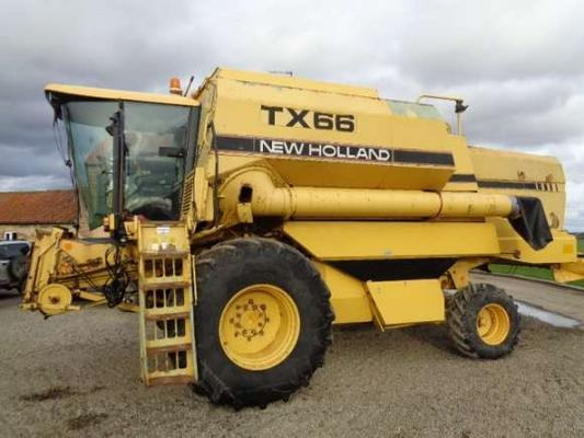 New Holland Used New Holland TX66 Combine