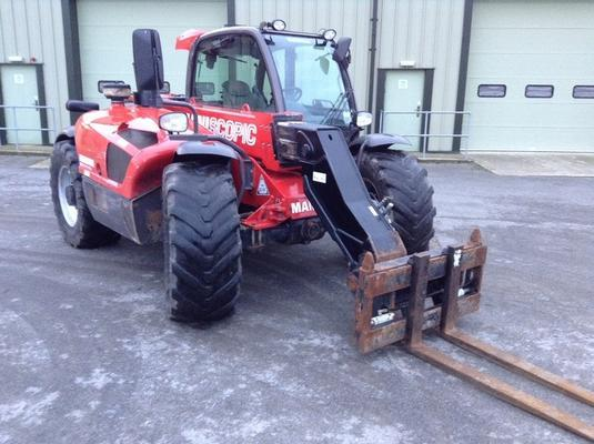 Manitou MLT 634-120 LSU Loadall 21019789 (RB)