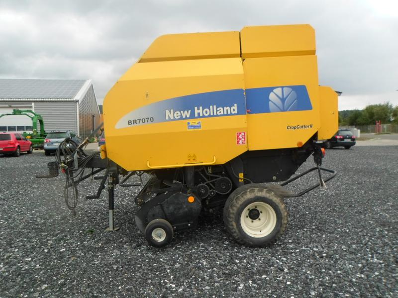 New Holland BR7070 Crop Cutter II