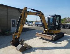 Caterpillar 305 5 tracked digger year 2011