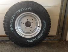 Good Year 31x10.50 R 15 LT