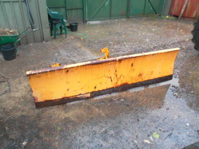 Bomford 7FT 5INS SNOW PLOUGH