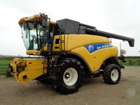 New Holland Used New Holland 9080 Elevation 4wd Combine