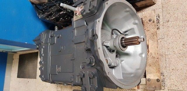 Mercedes-Benz /Transmission ZF 16S160