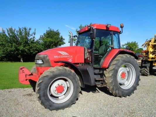 McCormick Used McCormick MC135 Power 6 Tractor
