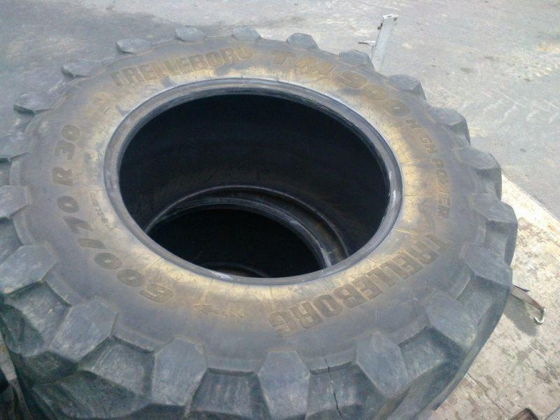 Super Sonstige REIFEN 600R30 BZW 650R42 Tyres Used in 97447 Gerolzhofen &EU_18
