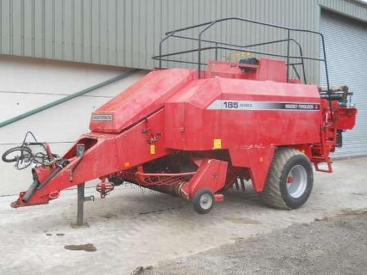 Massey Ferguson Used MF 185 Series 2 80x70 baler