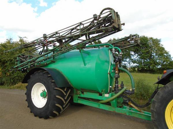 Rapide Fert Sprayer For Sale