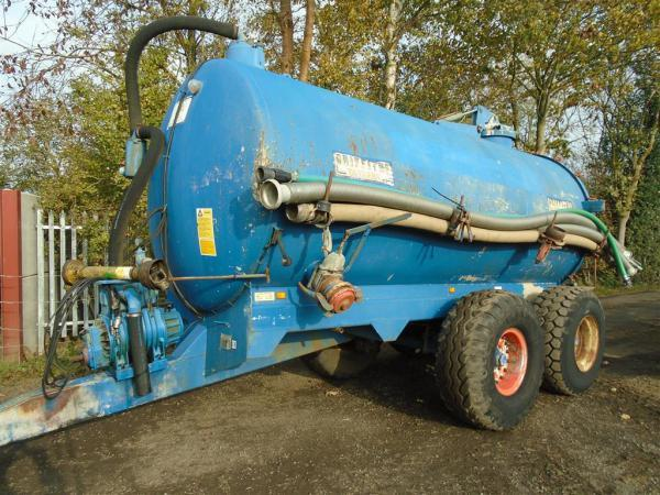 Griffiths GVT2600T Tanker For Sale
