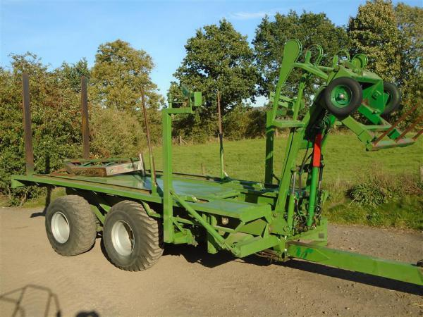 Heath QM Bale Chaser For Sale