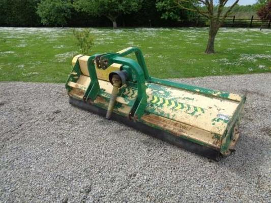 Spearhead Used  Q2500HD Flail Mower