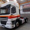 Daf CF 85 460 EURO 5, 6 X 2 FTP SPACE CAB TRACTOR UNIT - 2012 - AE61 AFO