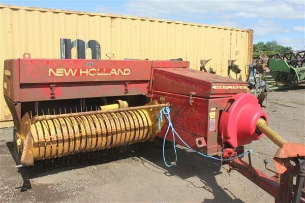 New Holland  376 HAYLINER