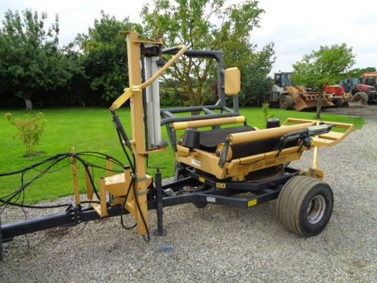 Other Used Tanco 580-S Trailed Bale Wrapper