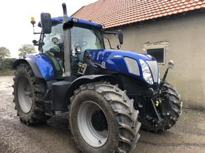 New Holland T 7.220 AC