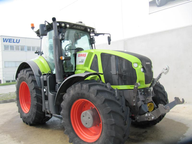 Claas AXION 930     C- Matic