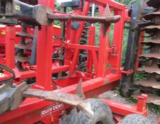 Quivogne TINEMASTER 3.6 metre Hyd folding with DD ring Integral Packer