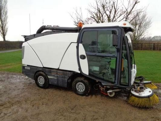 Other Used Johnston Suction Sweeper