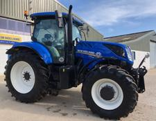 New Holland T7.245 SIDE WINDER